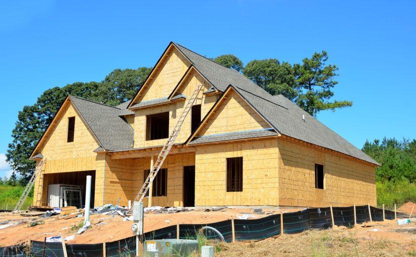 Właściwie z aktualnymi wzorami nowo budowane domy muszą być oszczędnościowe.